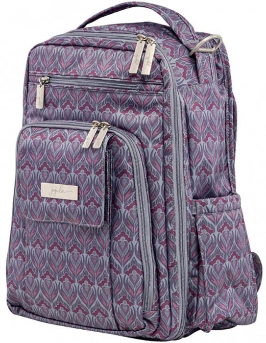 Ju-Ju-Be Рюкзак для мамы Be Right Back Amethyst Ice сумка для мамы ju ju be be light onyx black beauty