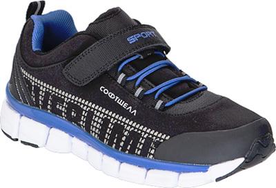 Кроссовки для мальчика Kapika, цвет: черный. 74223с-2. Размер 3974223с-2