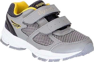 Кроссовки для мальчика Kapika, цвет: серый. 73343-2. Размер 3573343-2
