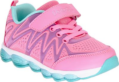 Кроссовки для девочки Kapika, цвет: фуксия, бирюзовый. 72171-3. Размер 2972171-3