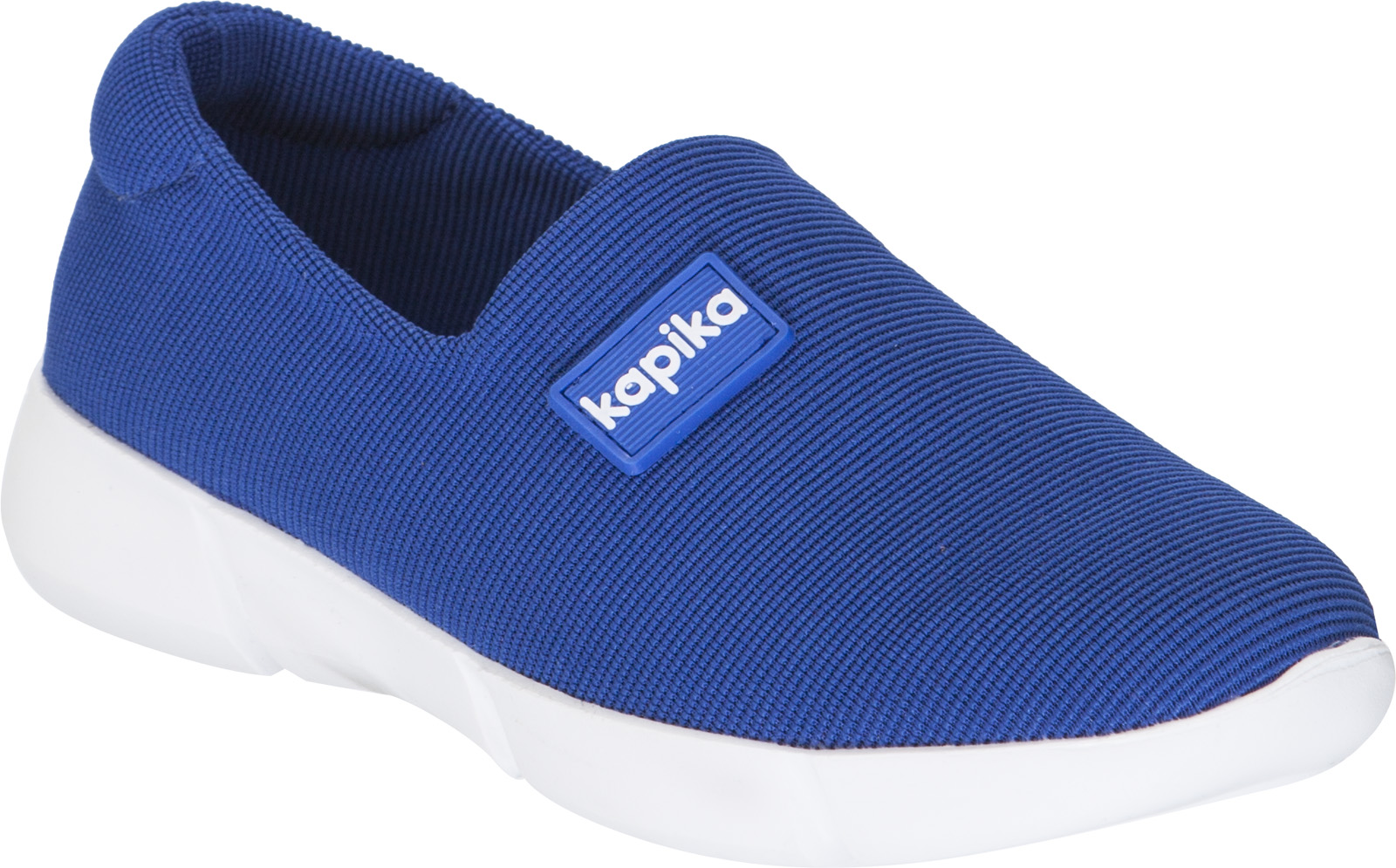 Кроссовки для девочки Kapika, цвет: синий. 73276-4. Размер 3573276-4