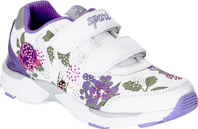 Кроссовки для девочки Kapika, цвет: серый. 73362с-2. Размер 3273362с-2