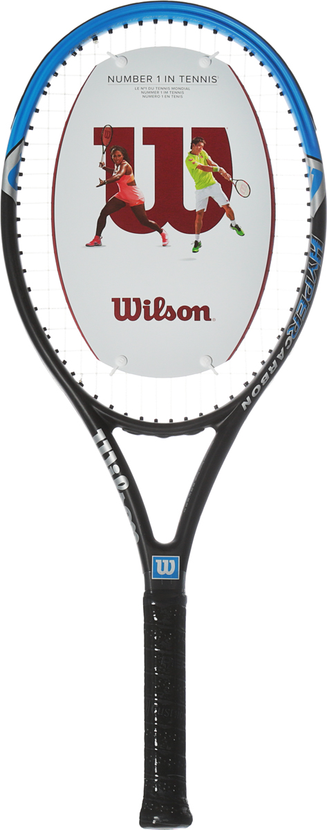 Ракетка теннисная Wilson  Hyper Hammer 2.3 . Ручка№3 - Ракеточные виды спорта