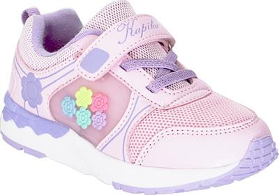Кроссовки для девочки Kapika, цвет: розовый. 72229-3. Размер 2772229-3