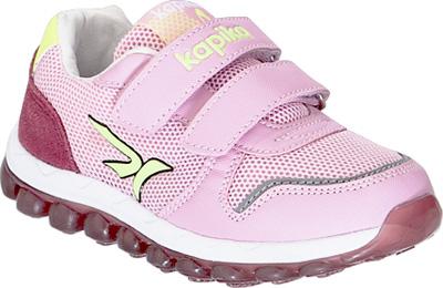 Кроссовки для девочки Kapika, цвет: розовый. 71172-2. Размер 2571172-2