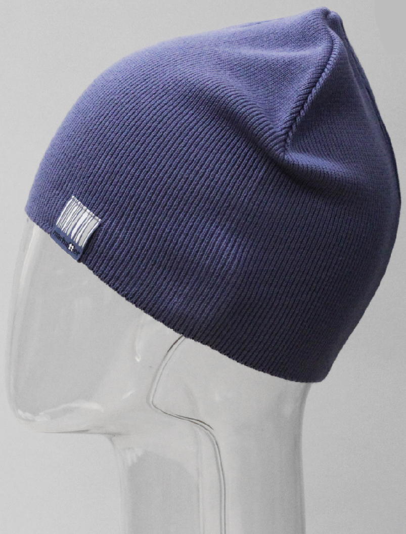 Шапка для мальчика Marhatter, цвет: джинс. MTH8193. Размер 55/56 шапка marhatter для мальчика джинс