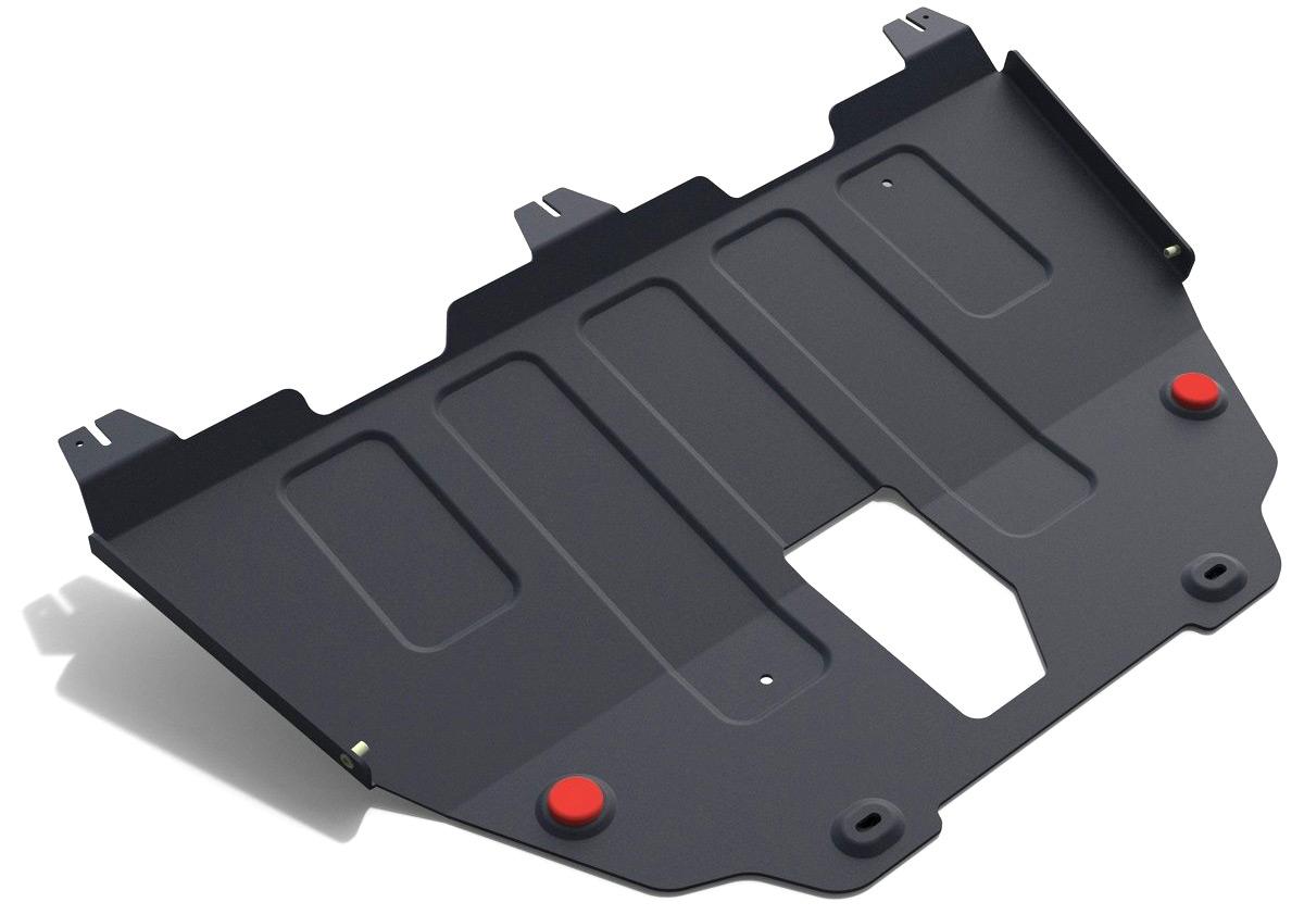 Защита для картера Автоброня Jeep Renegade 4WD 2015-, сталь 2 мм