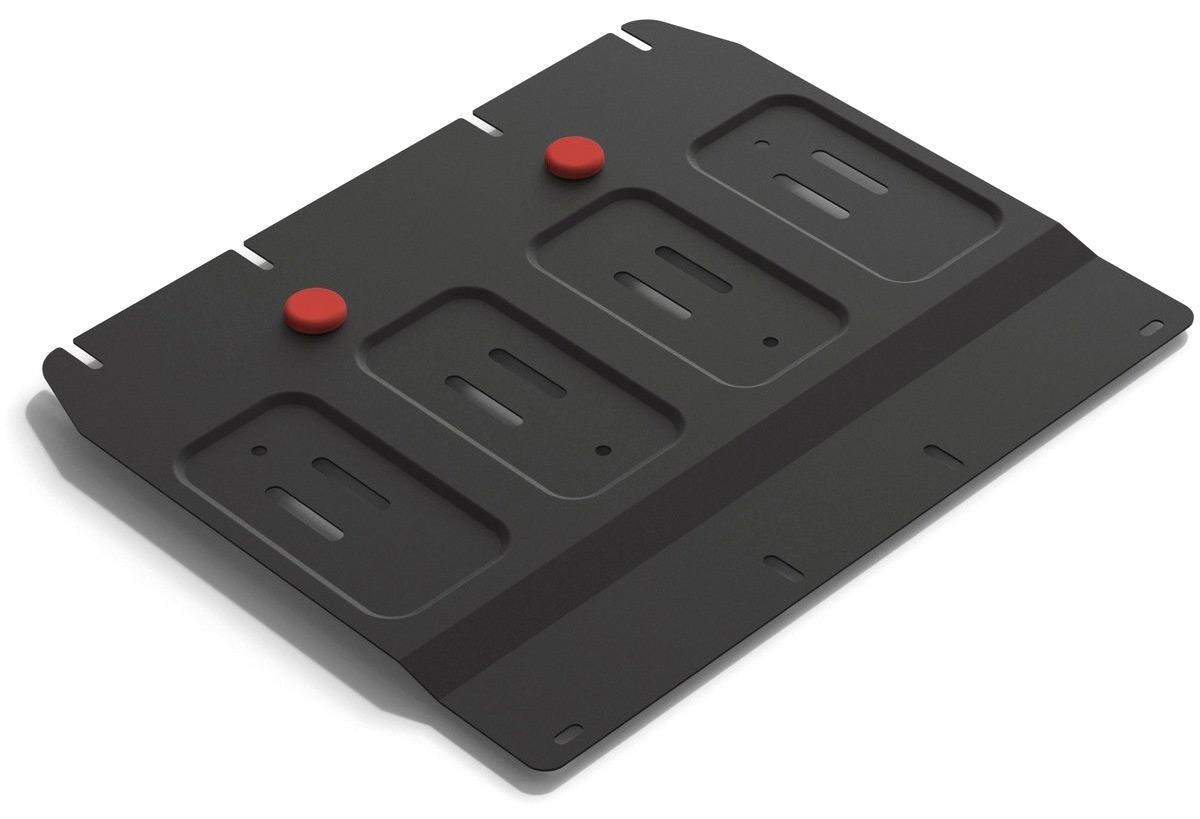 Защита для КПП Автоброня Lifan MyWay RWD 2017-, сталь 2 мм111.03318.1Защита АвтоБРОНЯ для КПП Lifan MyWay V - 1.5T; 1.8 RWD 2017-, сталь 2 мм, крепеж в комплекте, 111.03318.1Стальные защиты Автоброня надежно защищают ваш автомобиль от повреждений при наезде на бордюры, выступающие канализационные люки, кромки поврежденного асфальта или при ремонте дорог, не говоря уже о загородных дорогах.- Имеют оптимальное соотношение цена-качество.- Спроектированы с учетом особенностей автомобиля, что делает установку удобной.- Защита устанавливается в штатные места кузова автомобиля.- Является надежной защитой для важных элементов на протяжении долгих лет.- Глубокий штамп дополнительно усиливает конструкцию защиты.- Подштамповка в местах крепления защищает крепеж от срезания.- Технологические отверстия там, где они необходимы для смены масла и слива воды, оборудованные заглушками, закрепленными на защите.Уважаемые клиенты!Обращаем ваше внимание, на тот факт, что защита имеет форму, соответствующую модели данного автомобиля. Наличие глубокого штампа и лючков для смены фильтров/масла предусмотрено не на всех защитах. Фото служит для визуального восприятия товара.