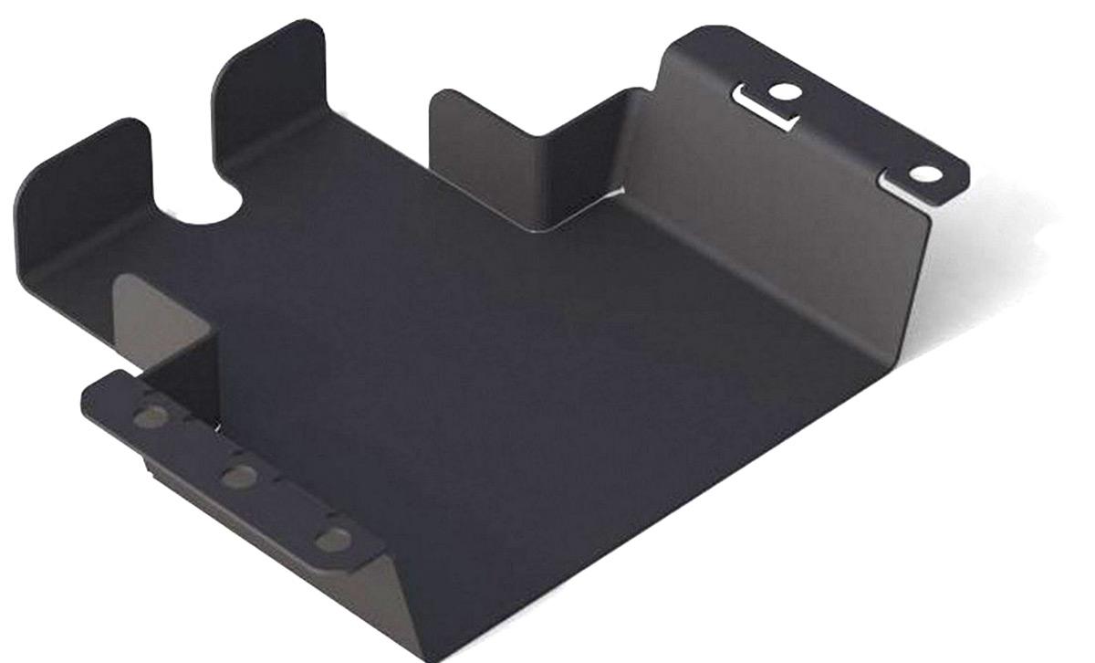 Купить Защита для электронного блока управления Автоброня Lada Granta 2011-/Kalina 2013-/Kalina Cross 2014-, сталь 2 мм