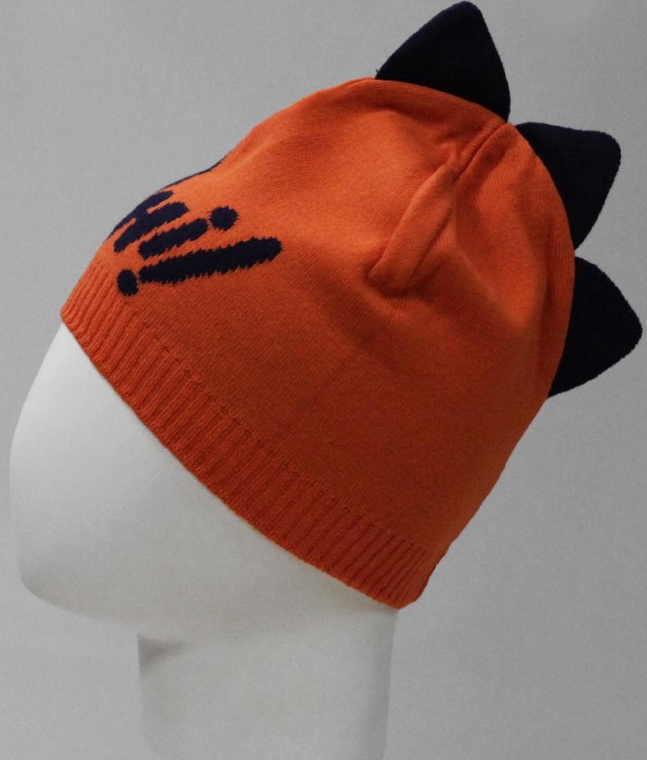 Шапка для мальчика Marhatter, цвет: коричнево-красный. MBH5612. Размер 50/52 шапка marhatter для мальчика джинс