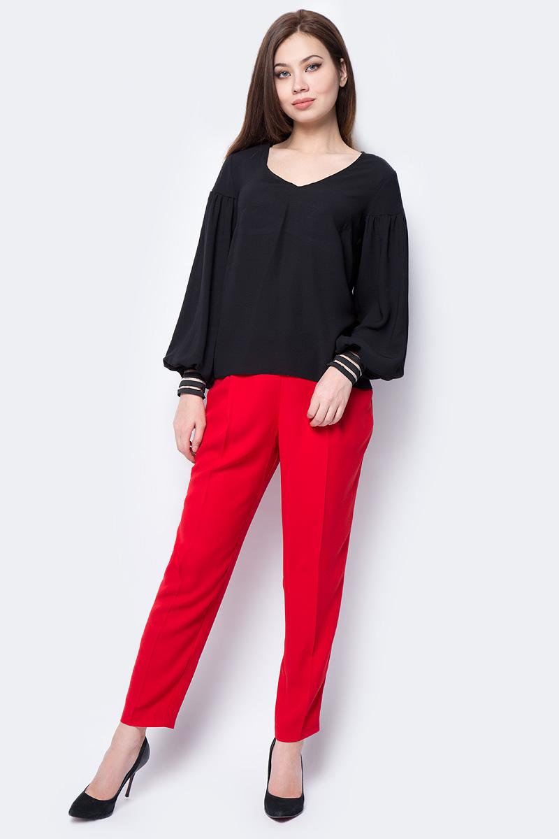 Брюки женские adL, цвет: красный. 15333672000_006. Размер XS (40/42) adl ad006ewihc69 adl