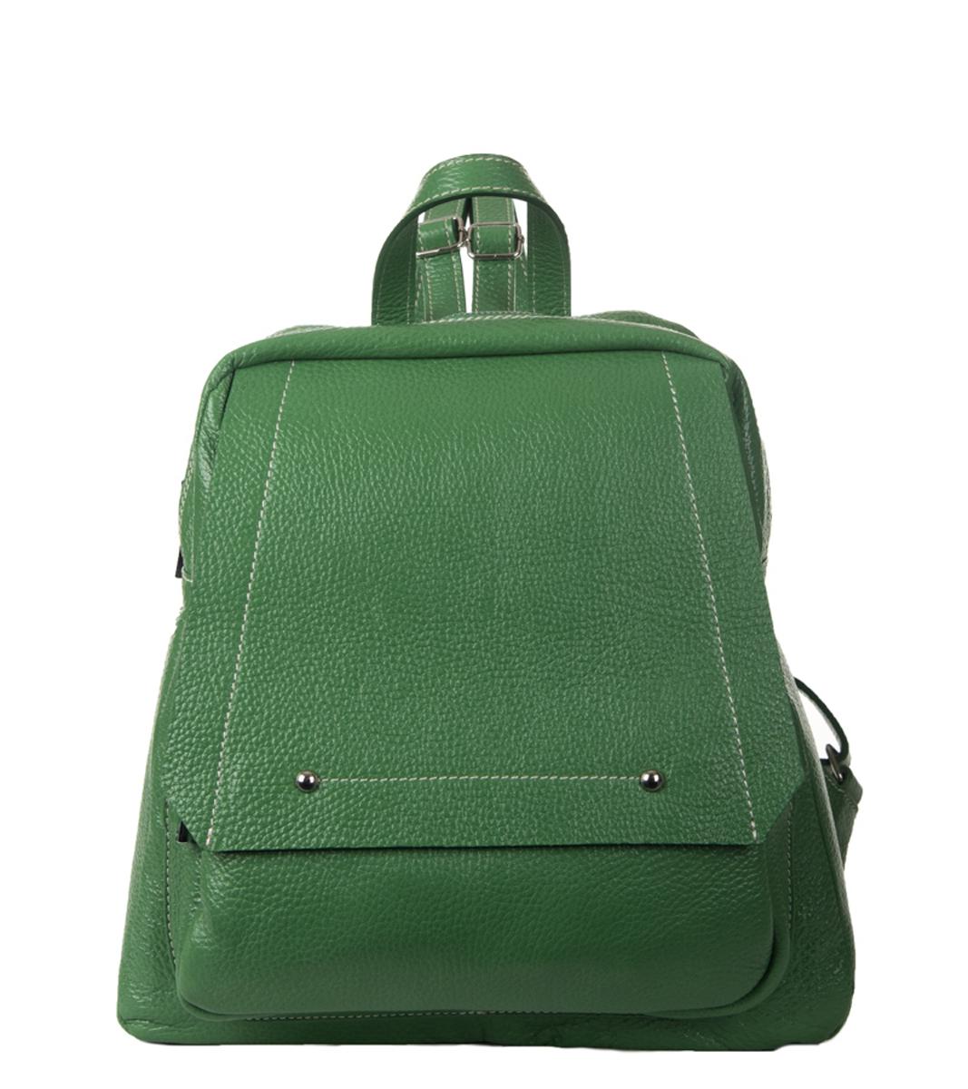 Рюкзак женский Fabio Bruno, цвет: зеленый. R-1507 рюкзак fabio bruno fabio bruno fa044bwampt0