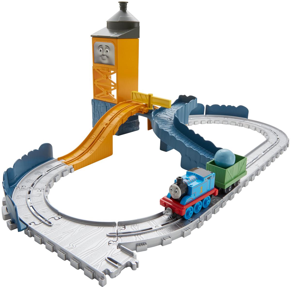 Thomas& FriendsЖелезная дорога Томас и его друзья Карьер Голубой горы
