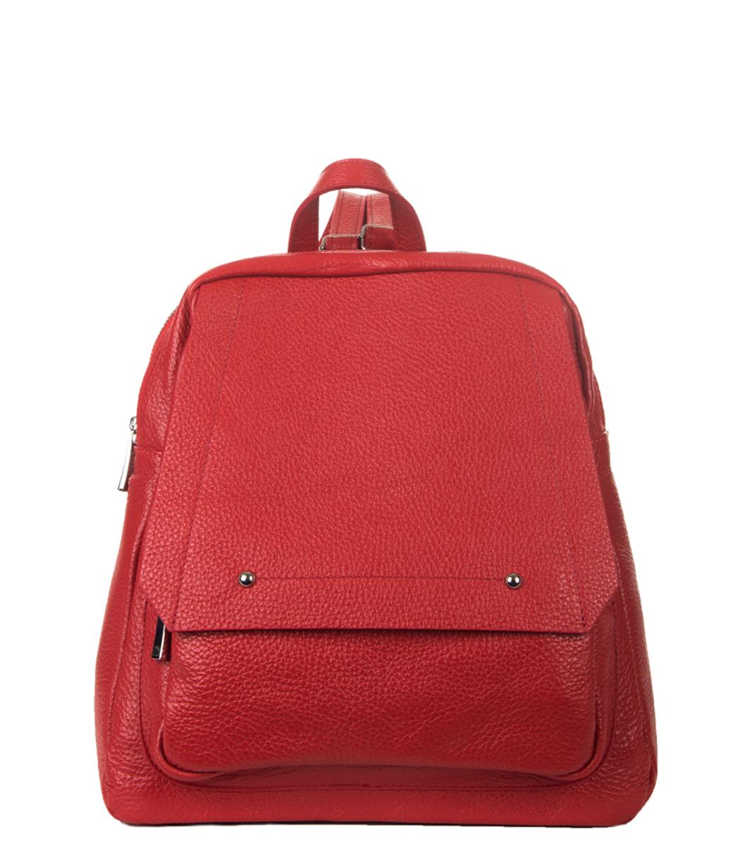 Рюкзак женский Fabio Bruno, цвет: ярко-красный. R-1507 рюкзак fabio bruno fabio bruno fa044bwampt0