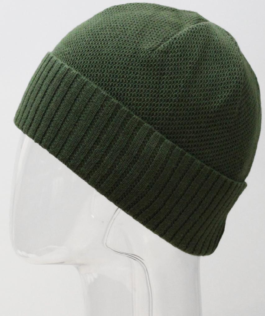 Шапка мужская Marhatter, цвет: темно-зеленый. MMH8310. Размер 57/59MMH8310Замечательная шапка Marhatter выполнена из теплого комфортного материала. Идеальный вариант на каждый день. Уважаемые клиенты!Размер, доступный для заказа, является обхватом головы.
