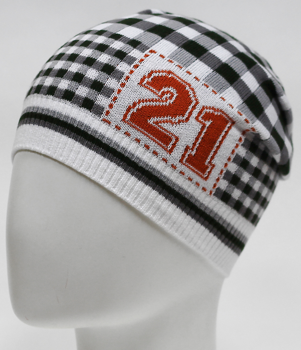 Шапка для мальчика Marhatter, цвет: серый. MBH7255. Размер 50/52