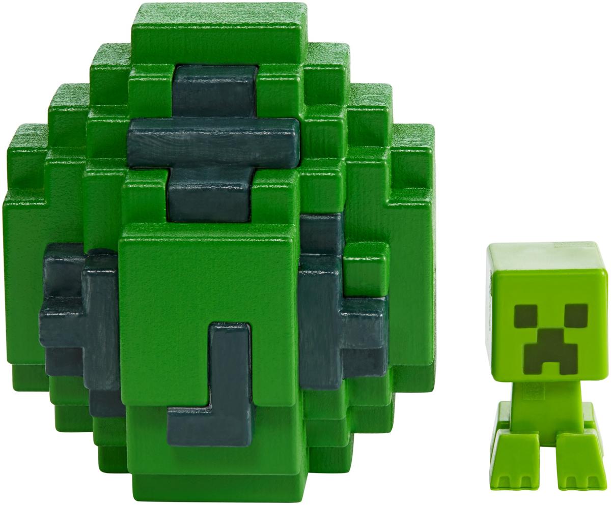 Minecraft Мини-фигурка в яйце цвет зеленый FMC85