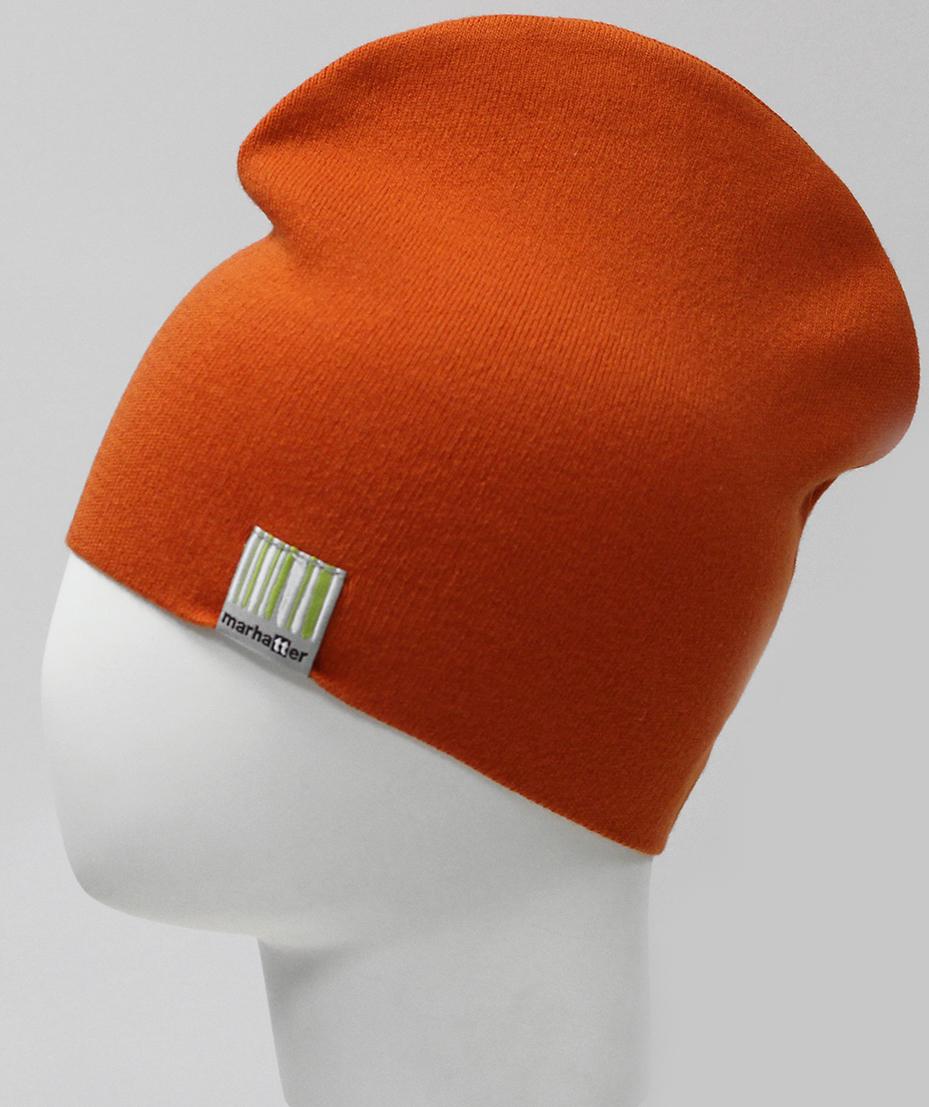 Шапка для мальчика Marhatter, цвет: коричнево-красный. MBH7358. Размер 50/52MBH7358Хлопковая шапка для мальчика. Отлично подойдет для прогулок в прохладную погоду. Размер, доступный для заказа, является обхватом головы.