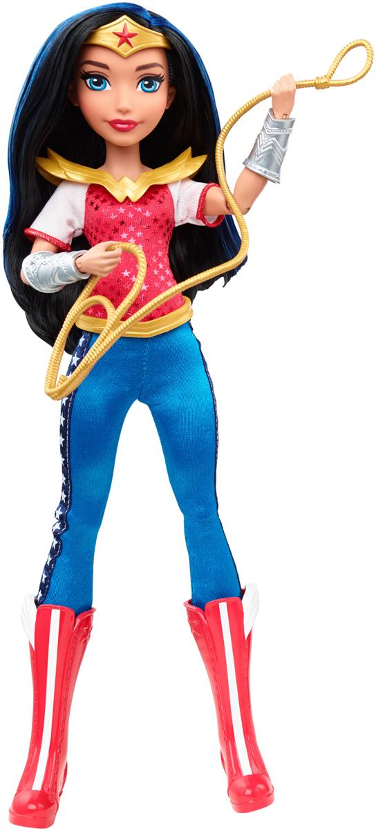 DC Super Hero Girls Кукла Супергерой DLT61_DLT62 american super hero batman pu short zero wallet coin purse with interior zipper pocket