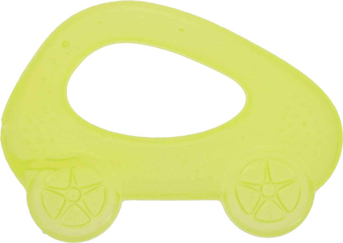 Пластмастер Прорезыватель Воздушный Машинка цвет желтый пластмастер прорезыватель миша цвет желтый