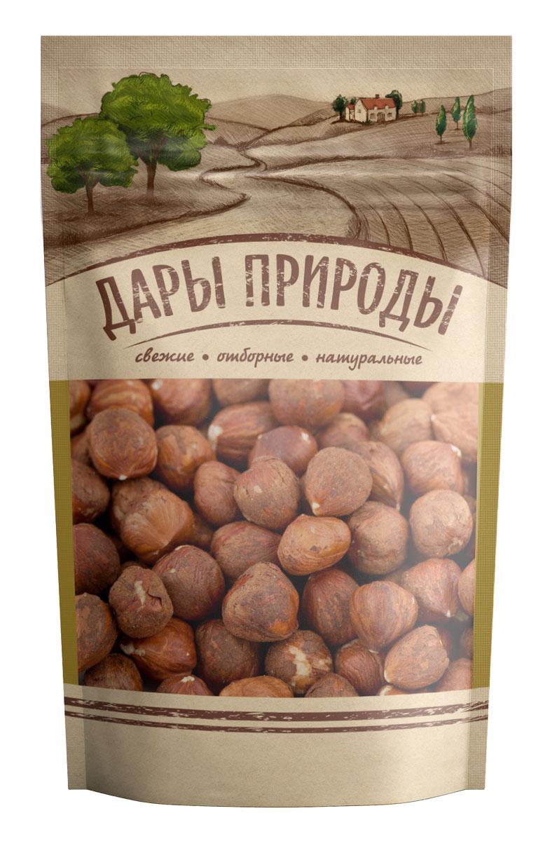 Дары природы фундук без обжарки ядро, 160 г дары кубани нектар дары кубани апельсиновый 1л