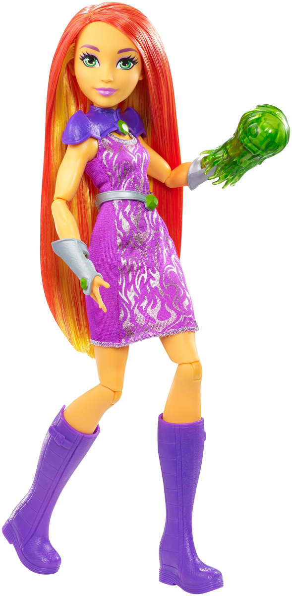 DC Super Hero Girls Кукла Супергерой DLT61_DVG20 dc super friends hero havoc
