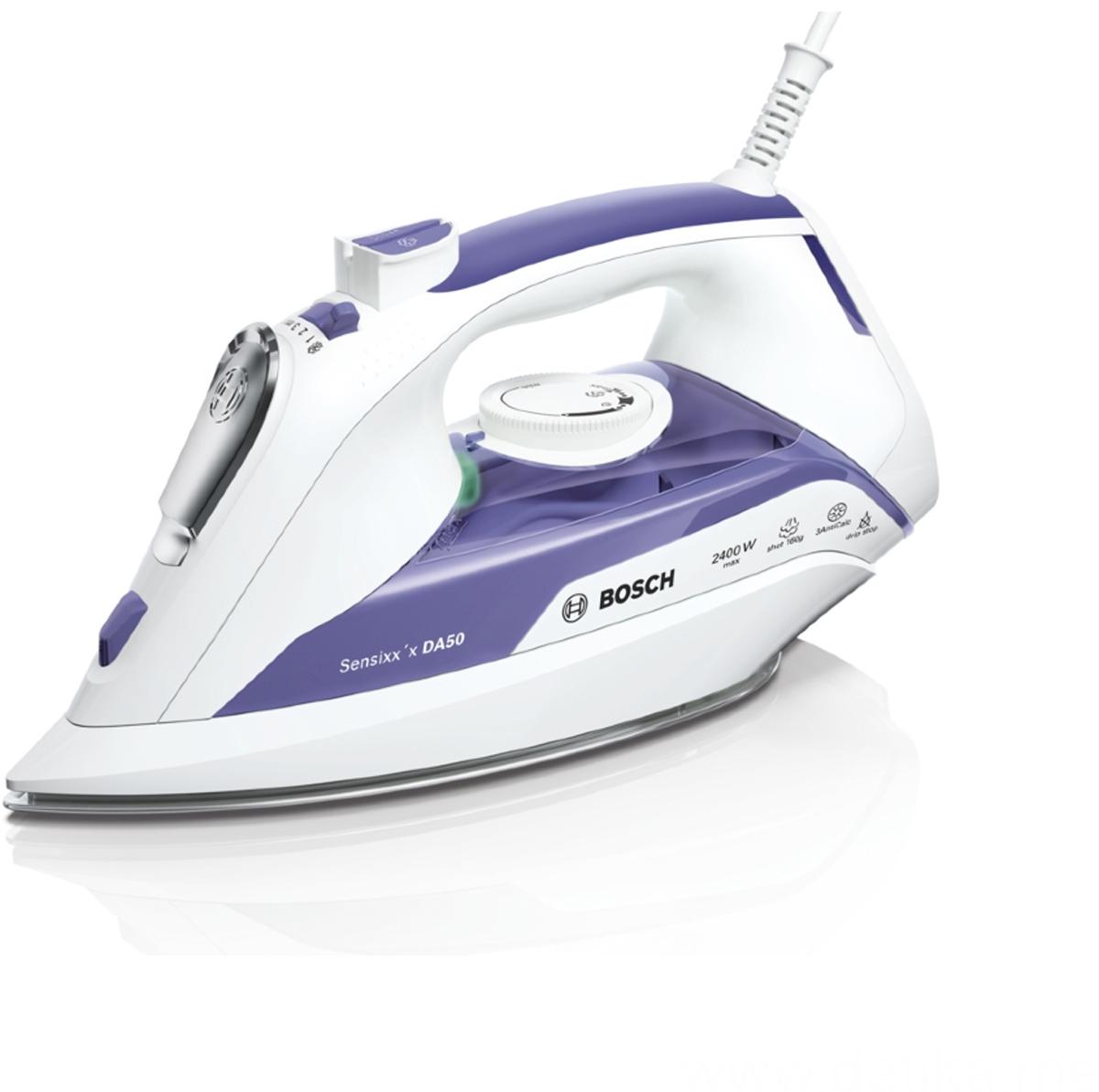 Bosch TDA5024010, Violet White утюг встраиваемый светильник artelamp a9214pl 2wh