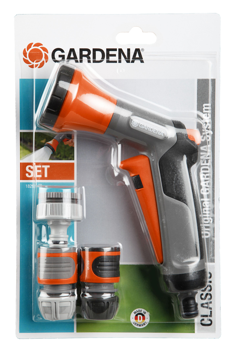 """Комплект для полива """"Gardena"""", 5 предметов. 18299-34.000.00"""