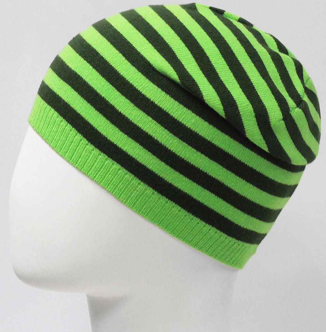 Шапка для мальчика Marhatter, цвет: светло-зеленый. MBH7533. Размер 50/52MBH7533Хлопковая шапка для мальчиков с контрастным сочетанием полос. Прекрасно подойдет для повседневных прогулок. Размер, доступный для заказа, является обхватом головы.