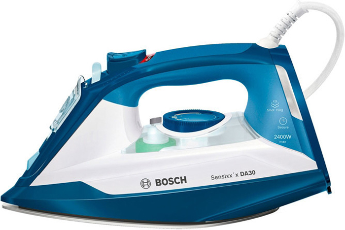 Bosch TDA3024140, Blue White утюг - Утюги
