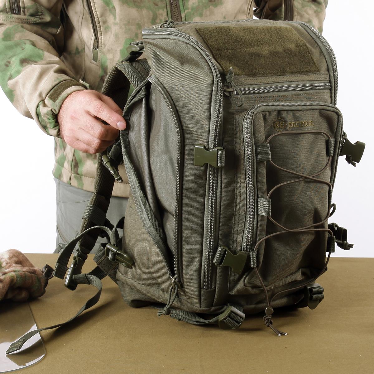 Рюкзак туристический KE Tactical