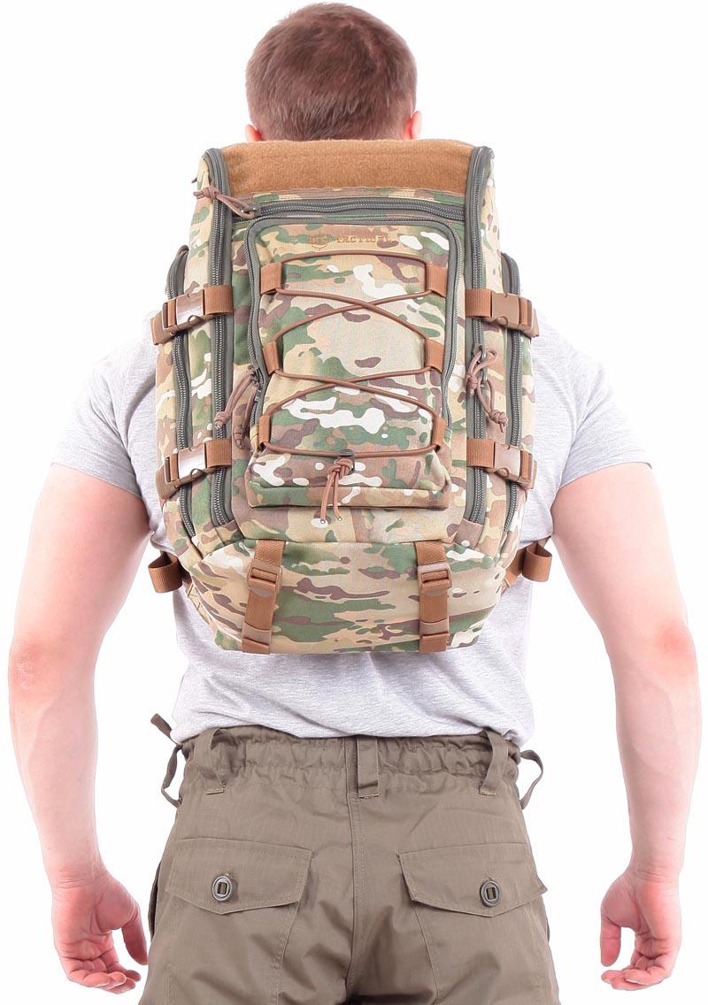 Рюкзак туристический KE Tactical  Sturm , цвет: multicam, 30 л. 9010103 - Туристические рюкзаки