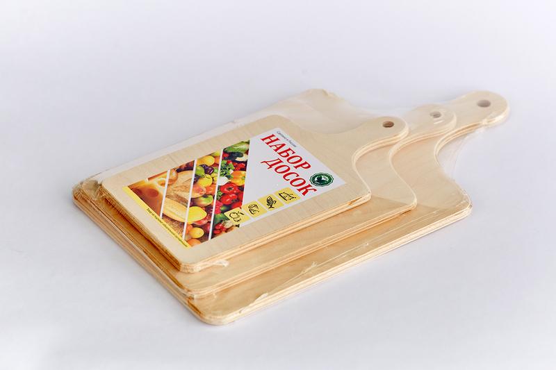 Набор разделочных досок Libra Plast, 3 предмета. LP0024LP0024Разделочные доски - необходимый аксессуар на кухне.