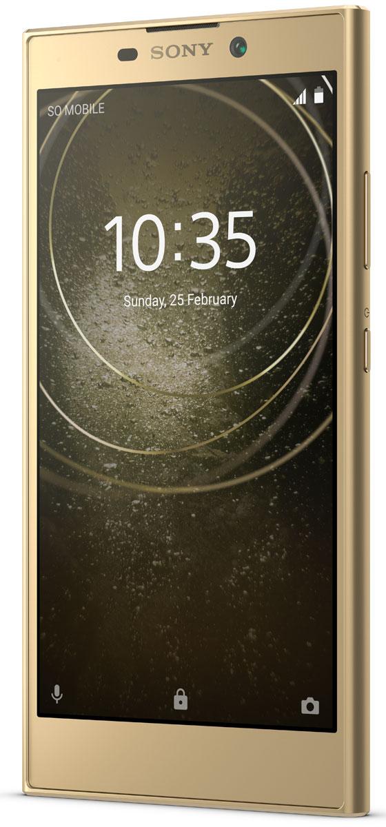 Sony Xperia L2, Gold смартфон sony xperia xa1 ultra dual