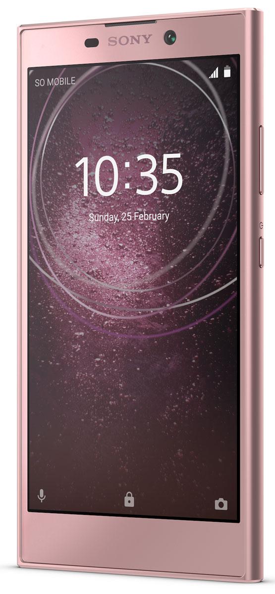 Sony Xperia L2, Pink7311271607854Sony Xperia L2- смартфон со сверхширокоугольной селфи-камерой 8 МП, 5,5-дюймовым дисплеем, емким аккумулятором и сканером отпечатков пальцев для безопасной разблокировки экрана.Благодаря 8-мегапиксельной селфи-камере со сверхширокоугольным объективом в кадр поместится еще больше ваших друзей.Xperia L2 оборудован мощной 13-мегапиксельной камерой. Благодаря ей ваши снимки всегда будут четкими и детализированными.5,5-дюймовый HD-экран отлично подходит для просмотра фильмов в пути. Если вам удобнее работать со смартфоном одной рукой, можно воспользоваться режимом мини-дисплея.ClearAudio+ автоматически настраивает параметры звука, позволяя наслаждаться улучшенным звучанием. Технология Clear Bass создает глубокие басы, а эквалайзер позволяет регулировать звук по собственному вкусу.Благодаря встроенному сканеру отпечатков пальцев вы сможете разблокировать смартфон одним касанием и не будете переживать о том, что к нему получит доступ кто-то посторонний.С аккумулятором емкостью 3300 мАч вы можете использовать смартфон по полной, не беспокоясь о заряде. Технологии интеллектуальной зарядки позволят поддерживать аккумулятор в хорошем состоянии в течение длительного времени.Технология адаптивной зарядки Qnovo непрерывно следит за состоянием аккумулятора во время зарядки и регулирует уровень тока, чтобы защитить его от перегрузок. Это продлевает срок службы и эффективность аккумулятора.Если оставлять полностью заряженный смартфон подключенным к розетке, это вредит аккумулятору. Battery Care заряжает смартфон до 90%, затем процесс останавливается до утра. Незадолго до вашего пробуждения начинается дозарядка до 100%. Это позволяет аккумулятору прослужить дольше и сохранить максимальную емкость.Высокую производительность Xperia L2 обеспечивает ОЗУ на 3 ГБ. Кроме того, в смартфоне есть 32 ГБ для хранения видео и изображений, а также слот для карты microSD.Телефон сертифицирован EAC и имеет русифицированный интерфейс меню и Руководство пользователя.