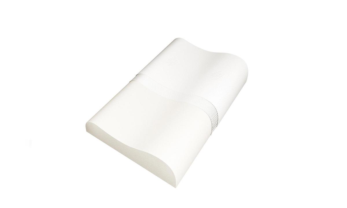 Подушка анатомическая Сонум Miranda, 35 x 50 см00-00001644Анатомическая подушка Miranda эргономичной формы уменьшенного размера. Подушка изготовлена из уникального материала с эффектом памяти, который реагирует на давление и тепло. Подушка идеально подстраивается под форму головы и шеи. Материал наполнителя-мемори-форм, инновационный материал на основе натурального латекса. Обладает эффектом памяти формы, благодаря чему принимает форму лежащего на нем человека.