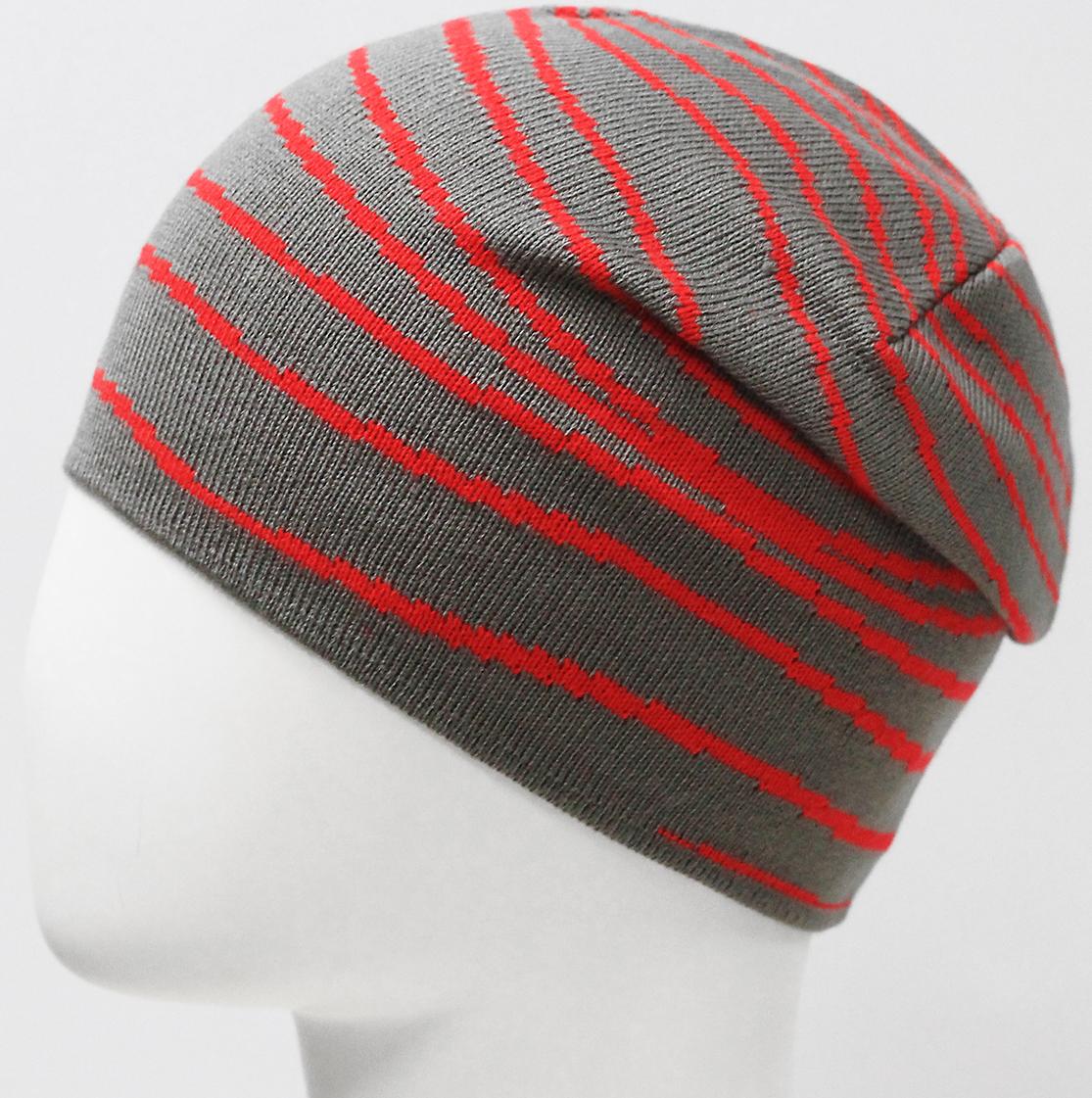 Шапка для мальчика Elfrio, цвет: красный. RBH7496. Размер 52/54RBH7496Стильная шапка для мальчика Elfrio идеально подойдет для прогулок в холодное время года. Изготовленная из высококачественного материала, она обладает хорошими дышащими свойствами и отлично удерживает тепло. Изделие великолепно тянется и удобно сидит. Такая шапочка великолепно дополнит любой наряд. Шапка украшена контрастным геометрическим узором. Такая шапка станет модным и стильным дополнением гардероба вашего ребенка. Она поднимет ему настроение даже в самые морозные дни! Уважаемые клиенты!Размер, доступный для заказа, является обхватом головы.