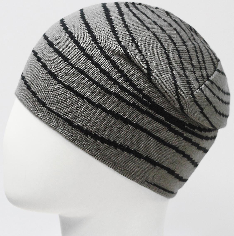 Шапка для мальчика Elfrio, цвет: темно-серый. RBH7496. Размер 52/54RBH7496Стильная шапка для мальчика Elfrio идеально подойдет для прогулок в холодное время года. Изготовленная из высококачественного материала, она обладает хорошими дышащими свойствами и отлично удерживает тепло. Изделие великолепно тянется и удобно сидит. Такая шапочка великолепно дополнит любой наряд. Шапка украшена контрастным геометрическим узором. Такая шапка станет модным и стильным дополнением гардероба вашего ребенка. Она поднимет ему настроение даже в самые морозные дни! Уважаемые клиенты!Размер, доступный для заказа, является обхватом головы.