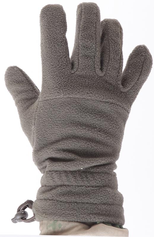 Перчатки спортивные Keotica, цвет: оливковый. 1021101. Размер L/XL (8/8,5)1021101Перчатки из флиса. Они дышат, согревают и быстро сохнут при намокании.