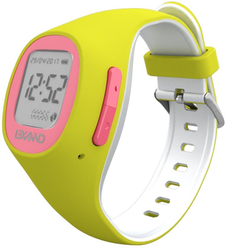Lexand Kids Radar, Yellow умные детские часы00-00000306Умные часы Lexand Kids Radar - это детский трекер, который помогает родителям никогда не потерять своего ребенка. С помощью мобильного приложения для Android или iOS можно просматривать текущее местоположение ребенка в режиме реального времени.Комбинированная технология определения местоположения и LBS-сервис Яндекс.Локатор позволяют видеть ребенка на карте с точностью до 5 метров на улице и с точностью до адреса (10-15 метров), когда он находится в здании. В школе или детском саду, в отпуске за границей, в деревне у бабушки или в детском лагере ребенок всегда под присмотром.Для часов-трекера Lexand Kids Radar не нужно покупать, вставлять и настраивать SIM-карту. Все уже работает. Никаких отверток! Чтобы начать пользоваться часами, нужно всего лишь отсканировать два QR-кода - на упаковке и самих часах.При удалении ребенка более чем на 10 метров на смартфон поступит тревожный сигнал и не позволит потеряться ребенку в людном месте - торговом центре, в аэропорту, на вокзале, городском парке или во дворе дома. На самый крайний случай на часах есть кнопка SOS.Контактирующий с кожей ребенка материал - термопластичный эластомер TPSiV (ISO 10993-10) полностью безопасен, долговечен, гипоаллергенен, очень эластичный и шелковистый на ощупь, что обеспечивает при ношении больше комфорта.