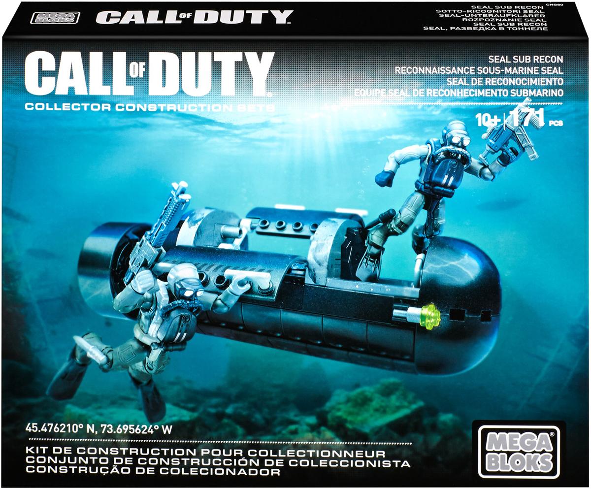 Mega Bloks Call Of Duty Конструктор Разведка mega bloks call of duty конструктор ghost rappel fighter
