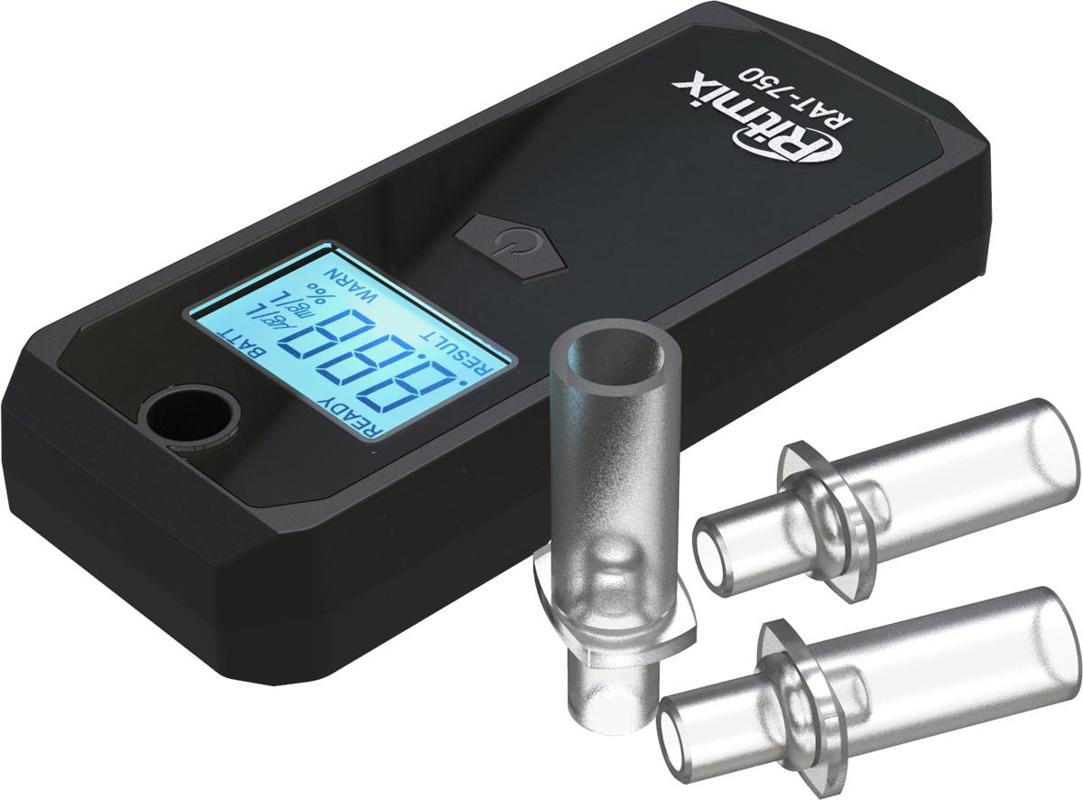 Ritmix RAT-750, Black алкотестер