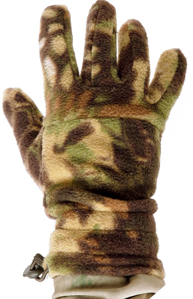 Перчатки спортивные Keotica, цвет: темно-коричневый. 1021104. Размер L/XL (8/8,5)1021104Перчатки от Keotica выполнены из флиса. Они дышат, согревают и быстро сохнут при намокании.