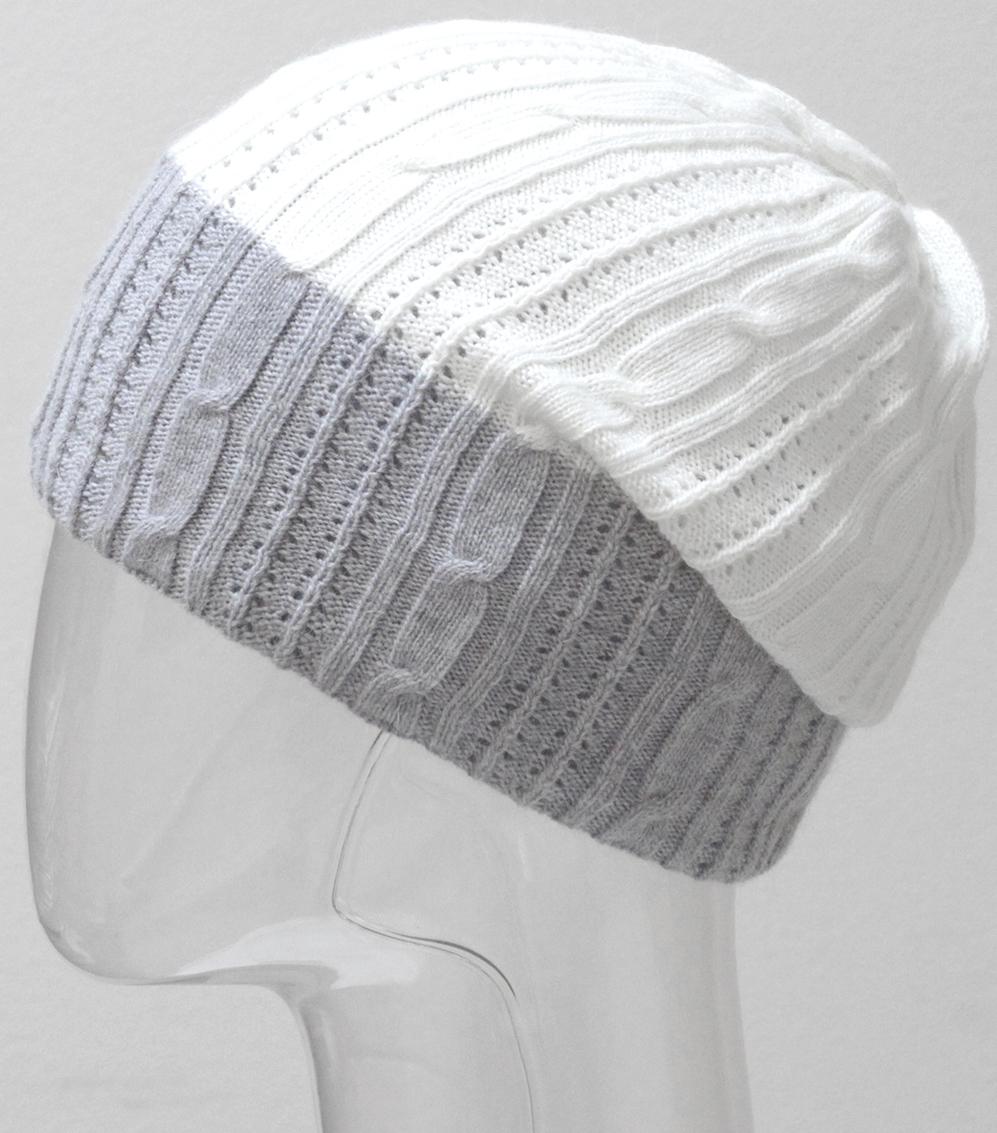 Шапка женская Marhatter, цвет: серый. MWH6540. Размер 56/58 шапка женская nuages цвет голубой nh 742 106 размер универсальный