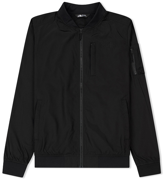Куртка мужская The North Face M Meaford Bomber, цвет: черный. T93BQGJK3. Размер S (48)