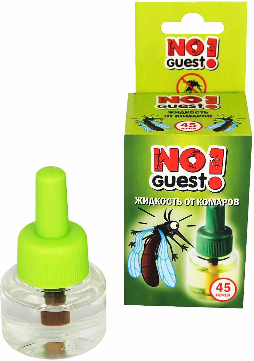 """Жидкость от комаров """"NoGuest!"""", 45 ночей, 30 мл"""