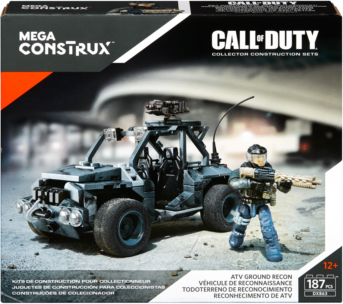 Mega Bloks Call Of Duty Конструктор Наземная атака ёршик для туалета tatkraft mega lock