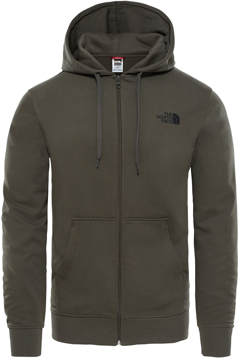 Толстовка мужская The North Face M Open Ga Fzhd, цвет: зеленый. T0CEP721L. Размер XL (54) 11 in 1 suit 3m 6200 half face mask with 2091 industry paint spray work respirator mask anti dust respirator fliters