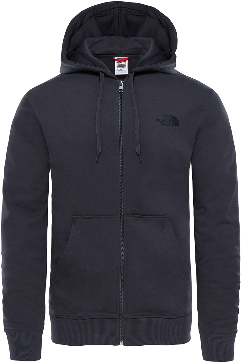 Толстовка мужская The North Face M Tech Fz Hood, цвет: синий. T93BO2N4L. Размер XL (54) [lzfashion] fashion windproof bicyle cycling motorcycle fleece half face mask winter hood cap headwear thermal for snowboard
