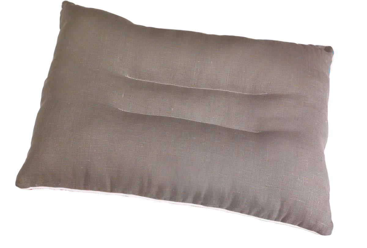 Подушка ортопедическая Bio-Textiles Магия солнца Naturel, наполнитель: лебяжий пух, цвет: бежевый, 50 х 70 см. АМ513АМ513Правильная подушка - залог комфортного сна. Анатомическая подушка имеет плотный валик пообеим сторонам, что позволяет ей фиксировать шейный отдел позвоночника в правильномположении, она позволяет мышцам шеи расслабиться, а также помочь избавиться от храпа ибессонницы. Разновидности исполнения подушек данной коллекции подарят вам право выбораткани и наполнителя.